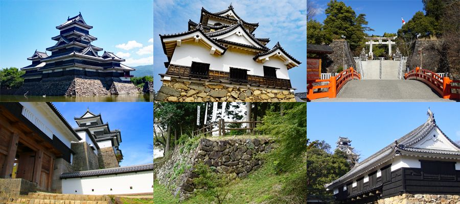「日本の城ランキング」